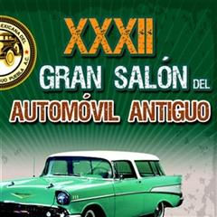 Más información de XXXII Gran Salón del Automovil Antiguo