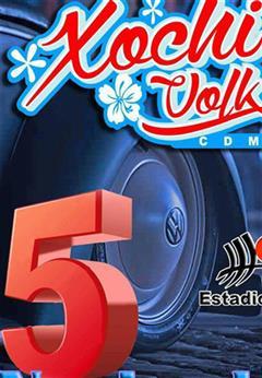 Más información de Xochi Volk's CDMX