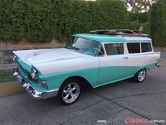 1957 Ford DEL RIO  WAGON Vagoneta