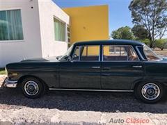 1965 Mercedes Benz Mercedez C220 Hardtop