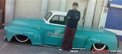 Día Nacional del Auto Antiguo Monterrey 2019 - chevrolet pick up 3100 1950