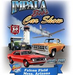 Más información de 2019 Impala Bob's Car Show