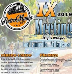 Más información de IX Meeting Retromanía