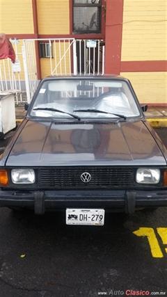 1986 Volkswagen caribe Hatchback