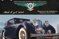 Más información de XXVIII Gran Concurso Internacional de Elegancia