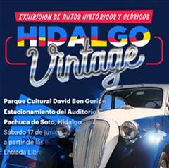 Más información de Hidalgo Vintage