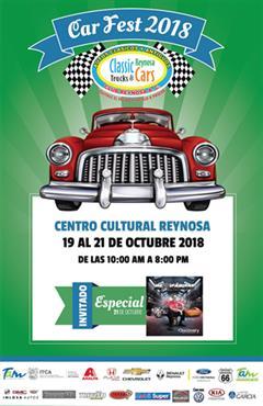 Reynosa Car Fest 2018