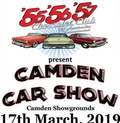 Más información de Camden Car Show 2019