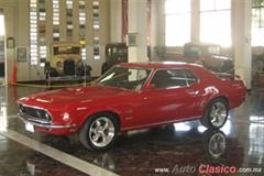 Día Nacional del Auto Antiguo Monterrey 2019 - Ford Mustang GT 1969