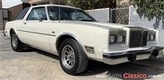 Día Nacional del Auto Antiguo Monterrey 2019 - CHRYSLER LE BARON 1981