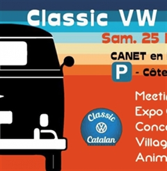 Más información de 17o Classic VW Catalan