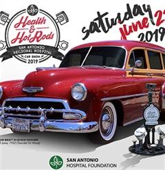 Más información de Health and Hotrods Car Show 2019