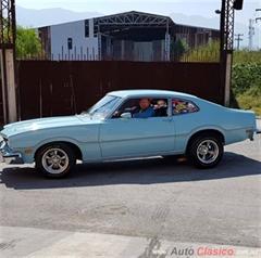 Día Nacional del Auto Antiguo Monterrey 2020 - Ford Mavericks 1962