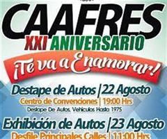 Más información de Caafres XXI Aniversario