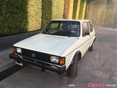 1981 Volkswagen Caribe 3 puertas Coupe