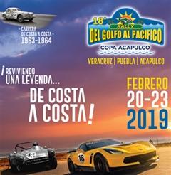 Más información de Rally Del Golfo Al Pacífico 2019
