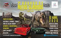 2a Rodada de Autos Clásicos Rodando por Tierra de Dinosaurios
