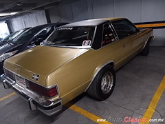 1981 Chevrolet Malibú landau stdr 1/4 milla Coupe