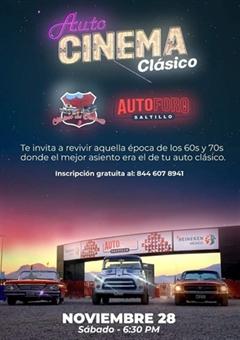 Auto Cinema Clásico