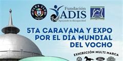 5ta Caravana y Expo Por El Día Mundial del Vocho