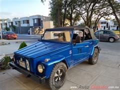 Día Nacional del Auto Antiguo Monterrey 2019 - VW Safari 1971