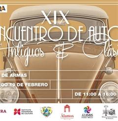 Más información de XIX Encuentro de Autos Antiguos y Clásicos 2019