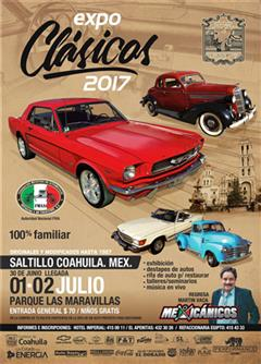 Expo Clásicos Saltillo 2017
