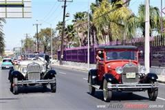 Día Nacional del Auto Antiguo Monterrey 2018 - Desfile Parte I