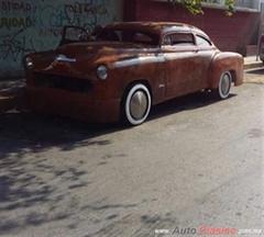 Día Nacional del Auto Antiguo Monterrey 2019 - Chevrolet Fleetline 1951