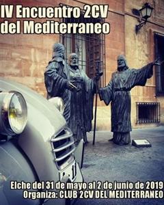 Más información de IV Encuentro 2CV del Mediterraneo