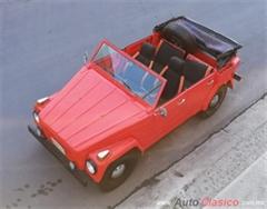 Día Nacional del Auto Antiguo Monterrey 2020 - VW SAFARI 1975