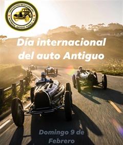 Día internacional del Automóvil Antiguo Puebla 2020