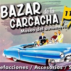 Más información de Bazar de la Carcacha - Museo del Automóvil - Septiembre 2020