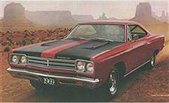 1969 Plymouth ROAD RUNNER Hardtop