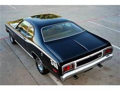 1975 Chrysler PIEZAS Duster Fastback
