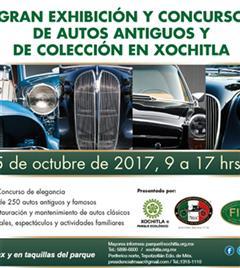Más información de Gran Exhibición y Concurso de Autos Antiguos y de Colección en Xochitla 2017
