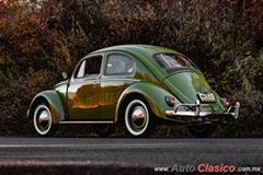 Día Nacional del Auto Antiguo Monterrey 2019 - Volkswagen Tipo 1 1958