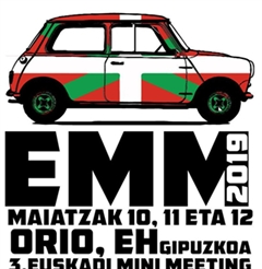 Más información de Euskadi MINI Meeting 3
