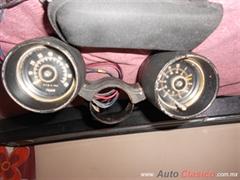 Mustang Rally Pac V8 6000 Rpm Negro  1964 1/2 - 1965