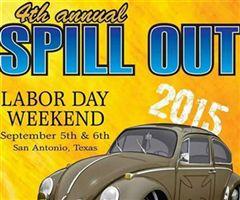 Más información de 4th Anual Spill Out