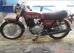 1986 Carabela Turismo 350 cc Rider