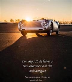 Más información de Día Internacional del Automóvil Antiguo Puebla 2019