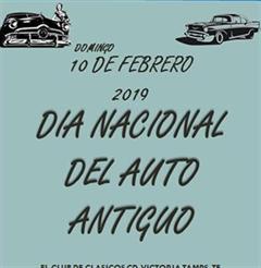 Más información de Día Nacional del Auto Antiguo Cd. Victoria 2019