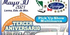 Tercer Aniversario Las Foringas México