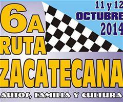 Más información de Sexta Ruta Zacatecana