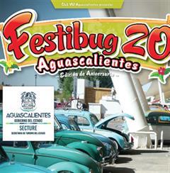Más información de Festibug 20 Aguascalientes
