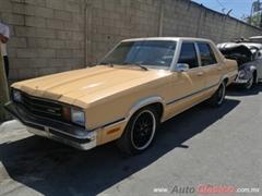 Día Nacional del Auto Antiguo Monterrey 2020 - Ford Fairmont 1979