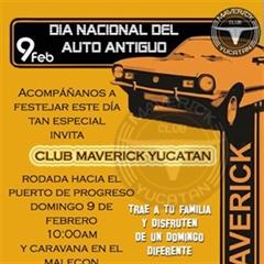 Más información de Día Nacional del Automóvil Antiguo Yucatán 2020