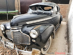 Chevrolet SPECIAL DELUXE Coupe 1941