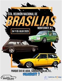 5ta Reunión Nacional de Brasilias Monterrey